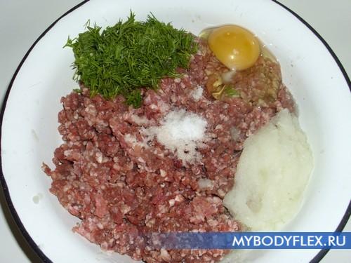 диетические тефтели из говядины в духовке рецепт