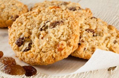 Овсяное печенье натуральное рецепт