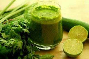 лучшие зеленые коктейли
