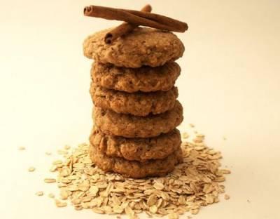 Рецепт домашнего овсяного печенья диетического