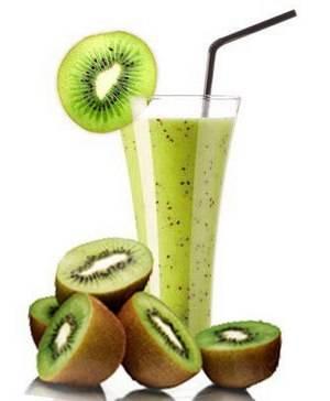 зеленые коктейли рецепты